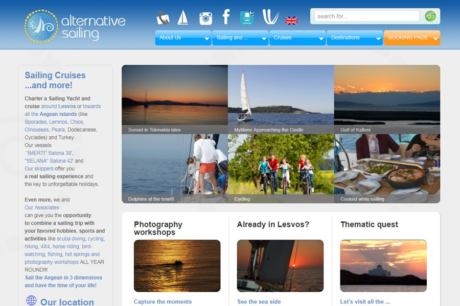 www.alternativesailing.gr